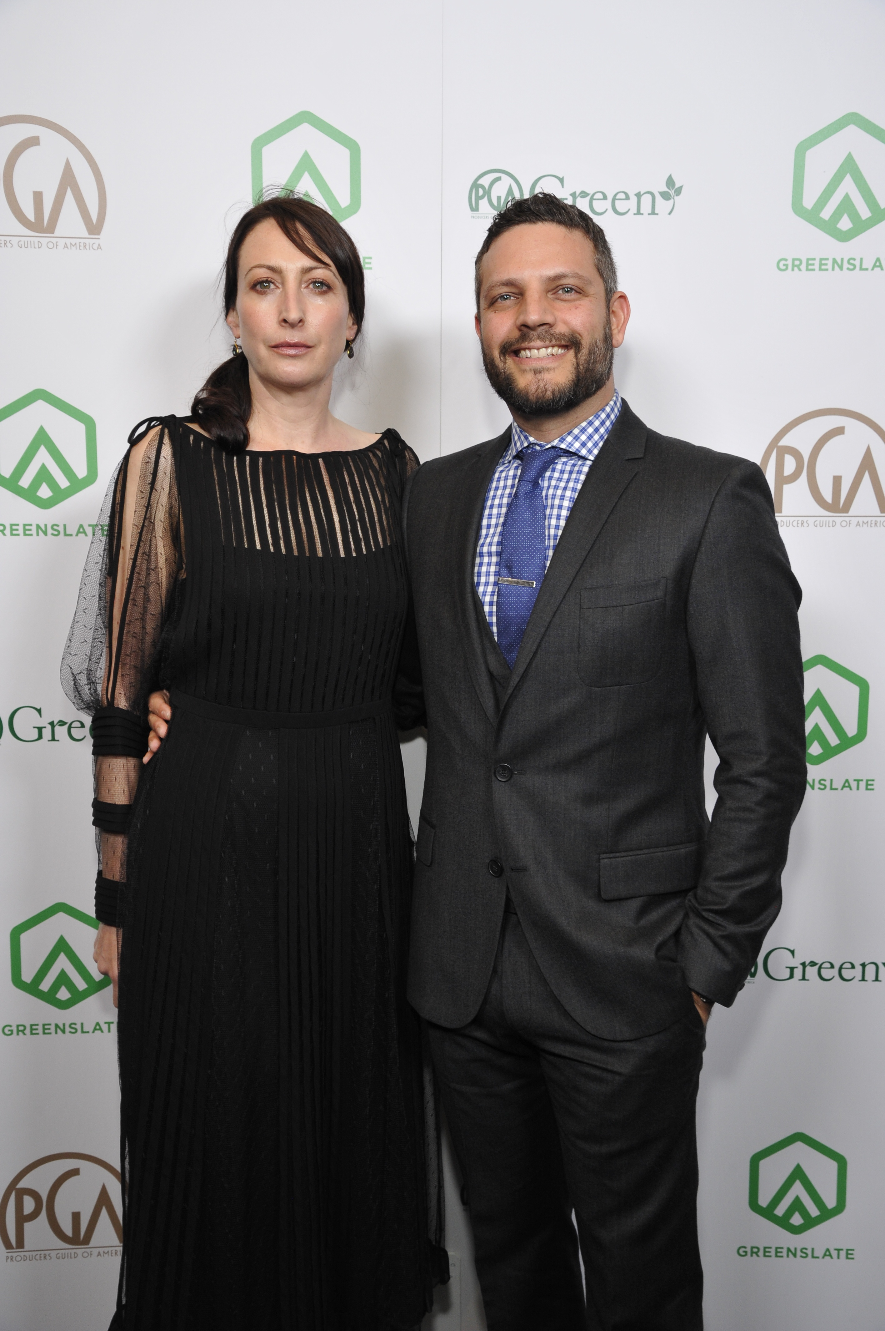 Producers Carissa Buffel and Kevin Matusow attend the 29th Annual Producers Guild Awards supported by GreenSlate at The Beverly Hilton Hotel on January 20, 2018 in Beverly Hills, California. (Photo by John Sciulli/Getty Images for GreenSlate)