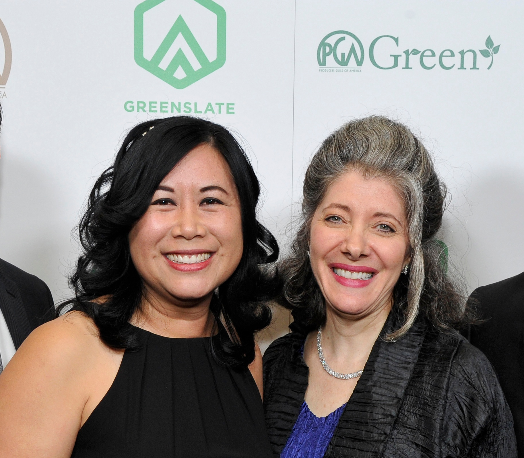 Producers Christina Lee Storm and Kay Rothman attend the 29th Annual Producers Guild Awards supported by GreenSlate at The Beverly Hilton Hotel on January 20, 2018 in Beverly Hills, California. (Photo by John Sciulli/Getty Images for GreenSlate)