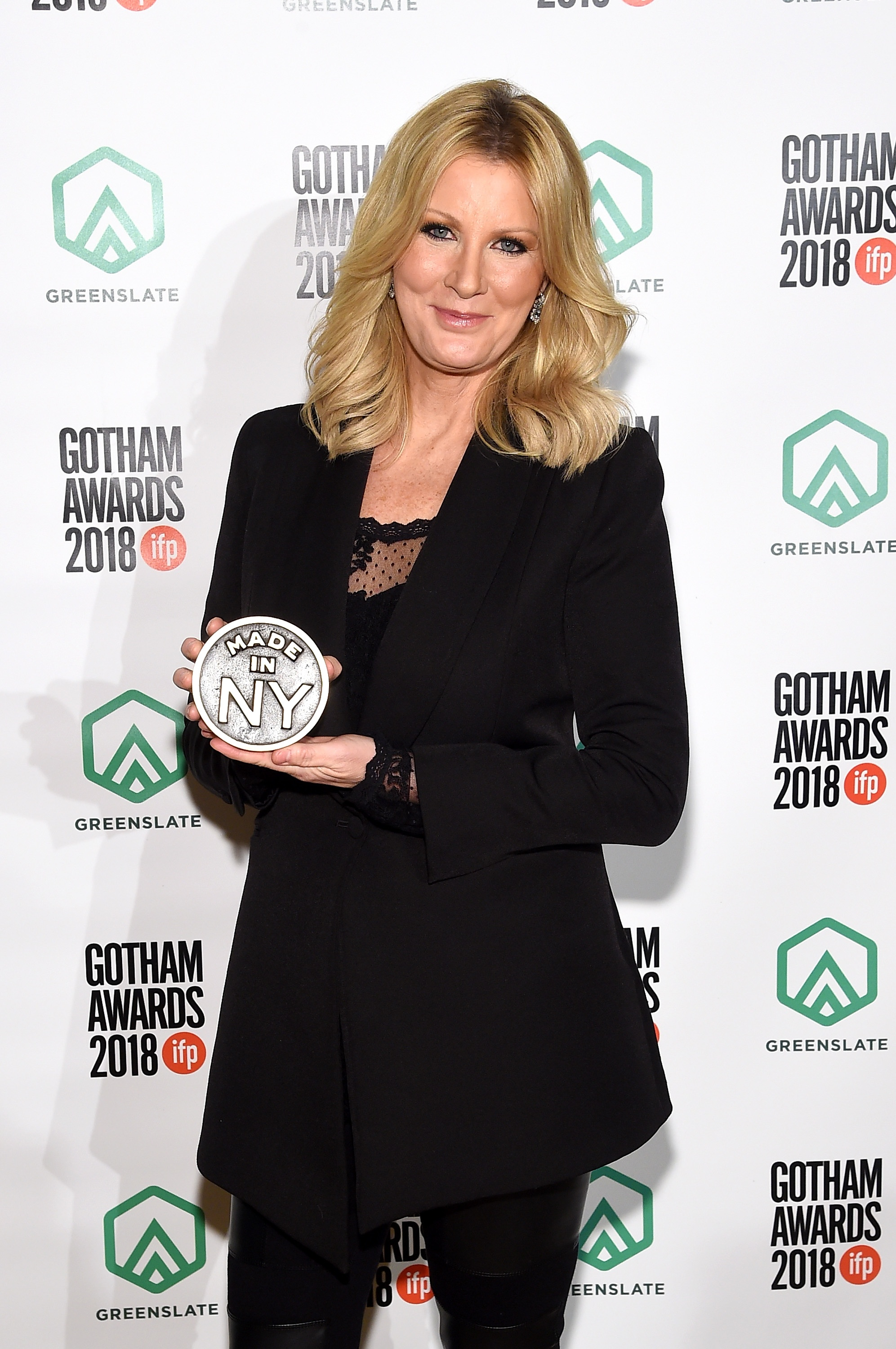 Sandra Lee backstage in the GreenSlate Greenroom during IFP's 28th Annual Gotham Independent Film Awards at Cipriani, Wall Street on November 26, 2018 in New York City.