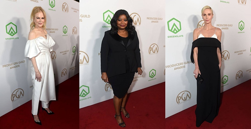 Photo credit: Photo by Jordan Strauss/Invision for the Producers Guild of America/AP Images