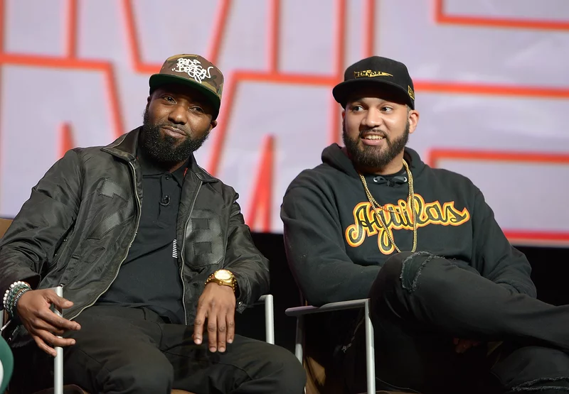 Desus Nice and The Kid Mero - Charley Gallay - Getty Images for VICELAND
