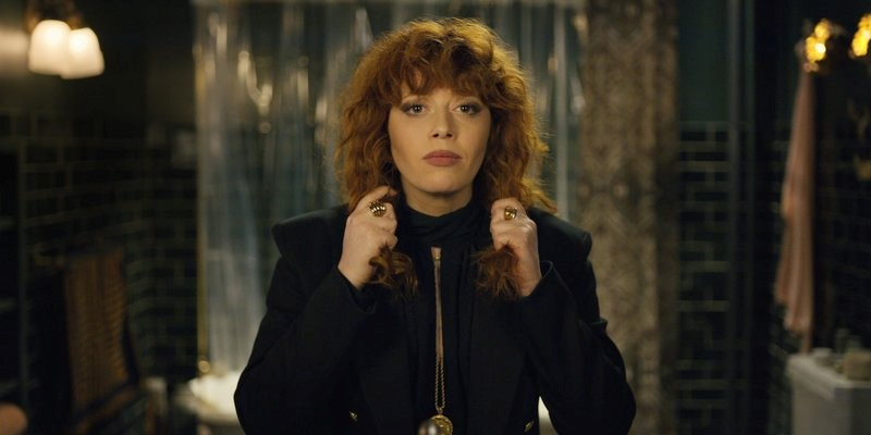 Natasha Lyonne in Russian Doll - Netflix